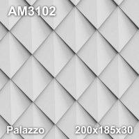 AM3102 3D-панель для стен